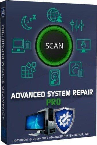 Advanced System Repair Pro 1.9.3.5 Crack License Key 2021 Latest