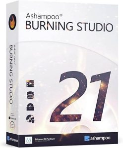 Ashampoo Burning Studio Crack 21.6.1.63 & Activation Key 2021 Full