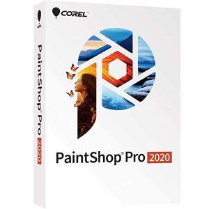 Corel PaintShop Pro 2021 23.0.0.143 + Crack Full [ Latest 2020 ]