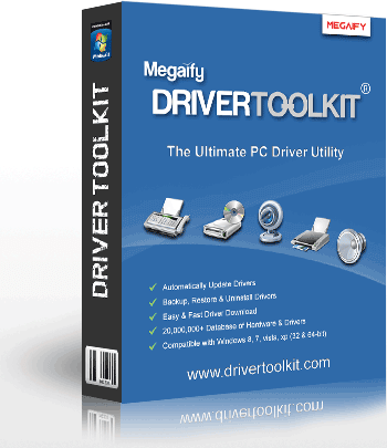 Driver Toolkit Crack V8.9 With Patch Plus License Key [Latest] Full