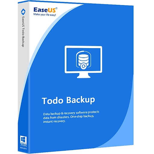 EaseUS Todo Backup 13.2 Crack With Keygen Download Latest {License Code}