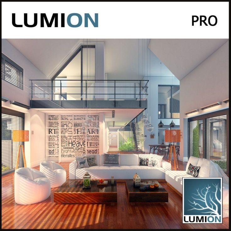 Lumion Pro 13.1 Crack