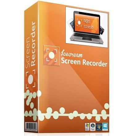 IceCream Screen Recorder Pro 6.24 Crack + Activation Key 2020 [Lifetime]
