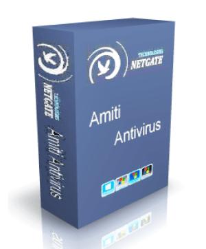NETGATE Amiti Antivirus 25.0.810 Crack
