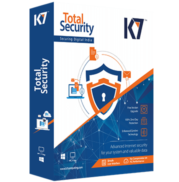 K7 Total Security Crack 16.0.0374