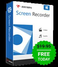 AnyMP4 Audio Recorder 1.0.12 With Crack