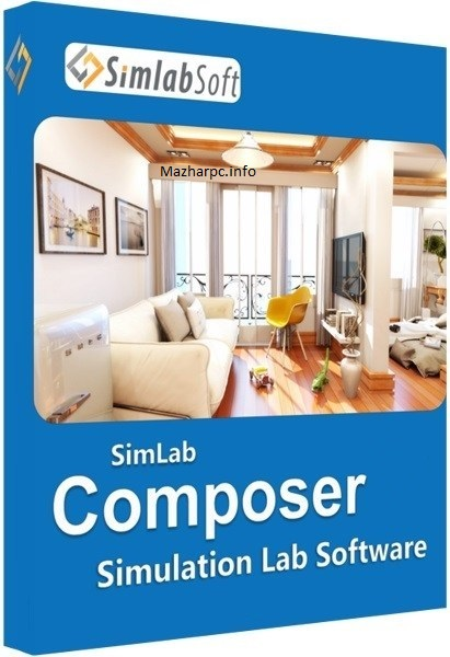 SimLab Composer Crack 10.26