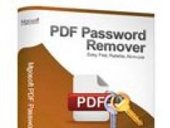 Mgosoft PDF Password Remover 10.1.6 With Crack