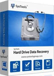 SysTools Hard Drive Data Recovery Crack 16.2.0