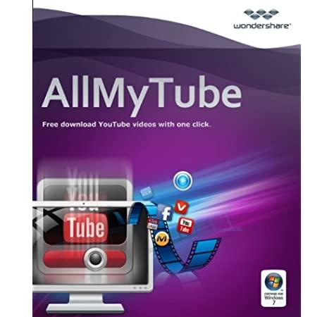 Wondershare AllMyTube 7.5.1.4 Crack