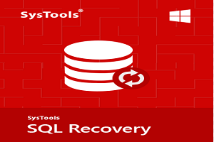 SysTools SQL Recovery v13.0 With Crack