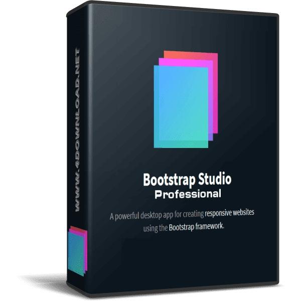 Bootstrap Studio 5.8.4 Crack
